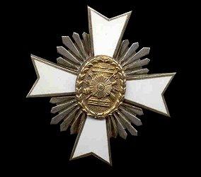 Большой Крест: Звезда, Аверс
