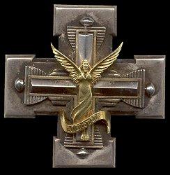 Большой Крест Звезды, Аверс