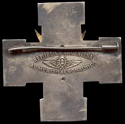 Большой Крест Звезды, Обратной