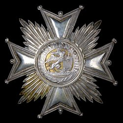 Grand Cross: Star, Obverse