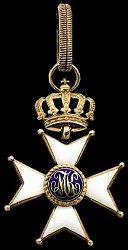 Kingdom of Bavaria: Military Order of Maximilian Joseph