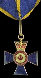 Odm Of Canada Order Of Military Merit