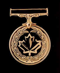 ODM of Canada: Medal of Military Valour