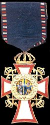 Knight Gold Cross