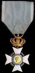 Knight's Gold Cross