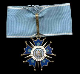 ODM of Guatemala: Order of the Quetzal