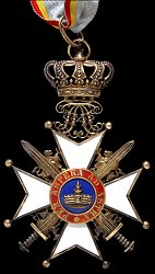 Grand Cross: Badge
