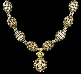 Knight Grand Cross: Collar