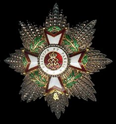 Knight Grand Cross: Star