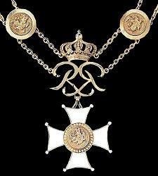 Knight Grand Cross: Collar