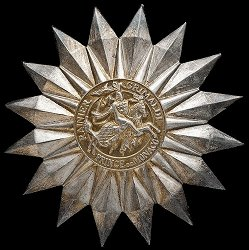 Knight Grand Cross: Star