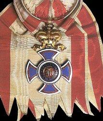 Gran Cruz: Insignia