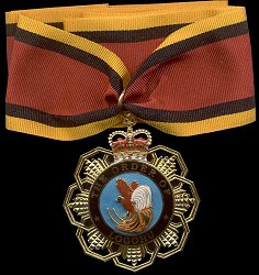 Papua New Guinea: Order of Logohu Officer Class
