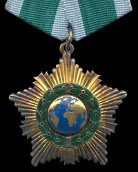Odm Of The Russian Federation Order Of Friendship