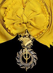 ODM of Thailand: Order of the Royal House of Chakri