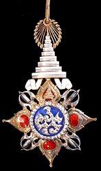 Grand Cordon: Badge