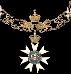 Grand Cross: Collar