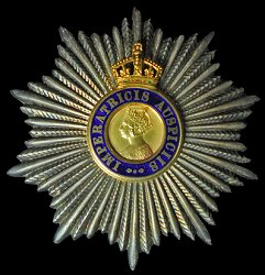 List of Knights Grand Commander of the Order of the Indian Empire