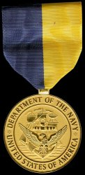 ODM of the USA: Department of the Navy Distinguished Public