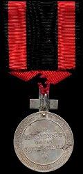 Silver Medal, Reverse